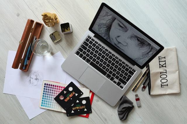 Grafisk design och illustrering idag